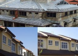 metal roofing projects in malaysia