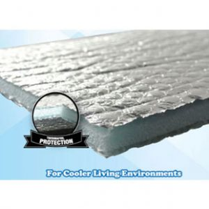 Aluminium Foil Insulation, Radiant Barrier In Malaysia - Roofseal