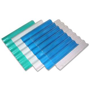 Fibreglass-Reinforced-Polyester-(FRP)-Roofing-Sheet