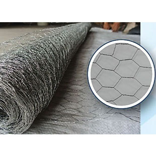 Hexagonal Galvanised Wire Netting - Roofseal Malaysia