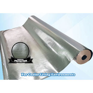 Paper Aluminium Foil Radiant Barrier Roofseal Malaysia