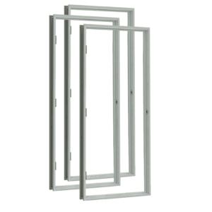 Sealframe™ Customisable Metal Door Frames