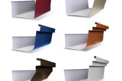 Roofseal Fix-Fas™ Standard Eaves Metal Gutter