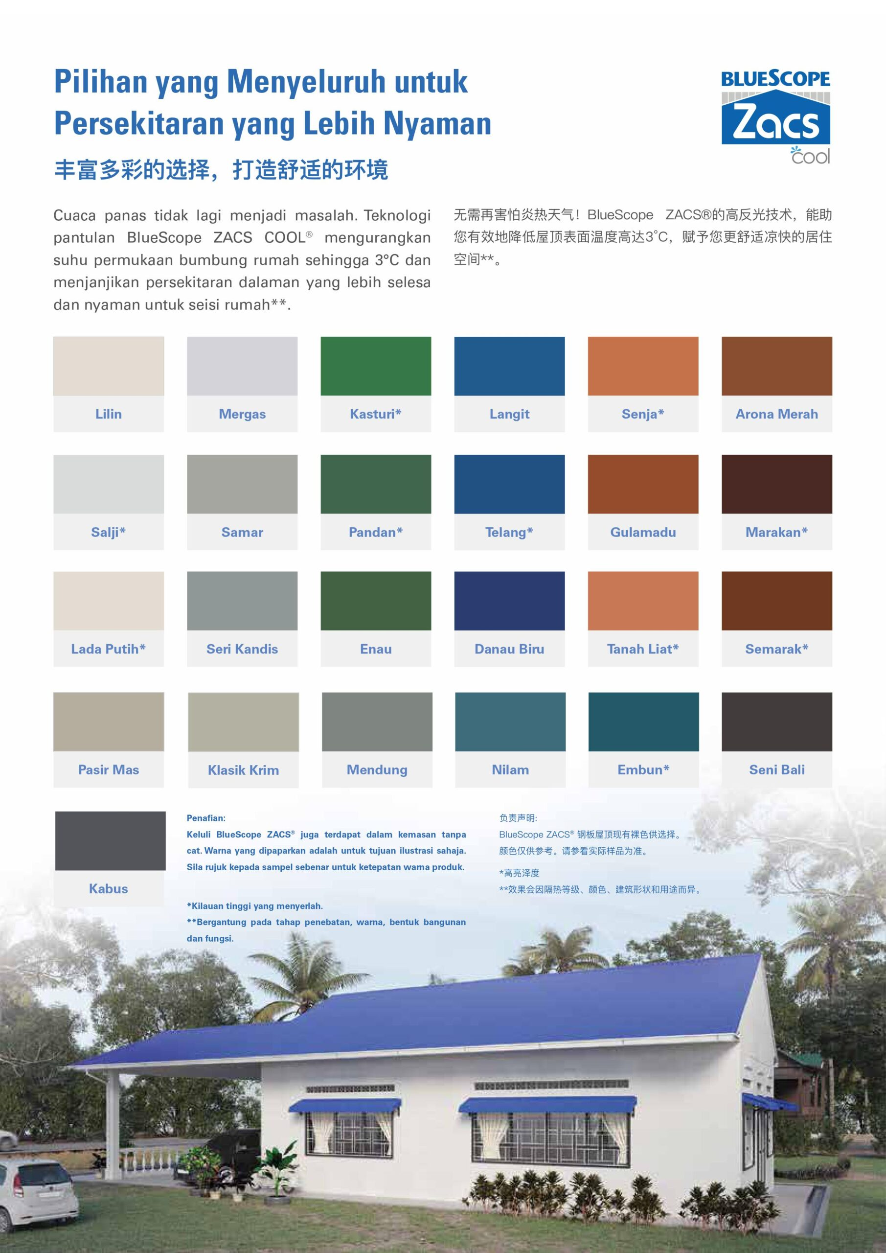 zacs colors